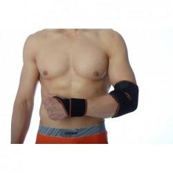 Elastinis riešo įtvaras sportininkams su šildančiu - šaldančiu gelio kompresu (Teyder 485MN Sport)