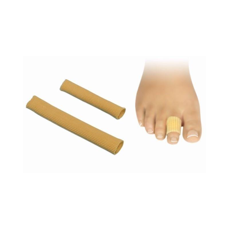 Gelinė pirštų apsauga dengta elastine medžiaga