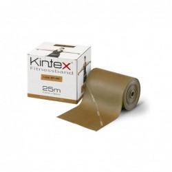 Juosta mankštai Kintex, be latekso, raudona, 1,8m.