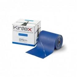Juosta mankštai Kintex, be latekso, sidabrinė, 1,8m.