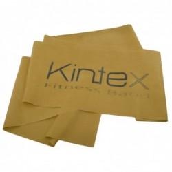 Juosta mankštai Kintex, be latekso, žalia, reikiamo ilgio.