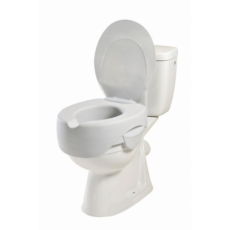 Tualeto paaukštinimas su dangčiu 150 mm. (Pharmaouest)