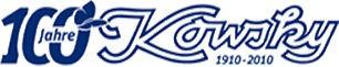 Erwin Kowsky GmbH & Co. Vokietija.